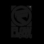 flow snowboarding logo